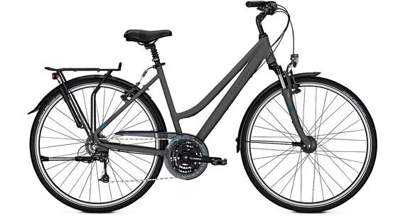 """Kalkhoff Agattu 24 Trapez - Vélo de ville - 28"""" gris"""